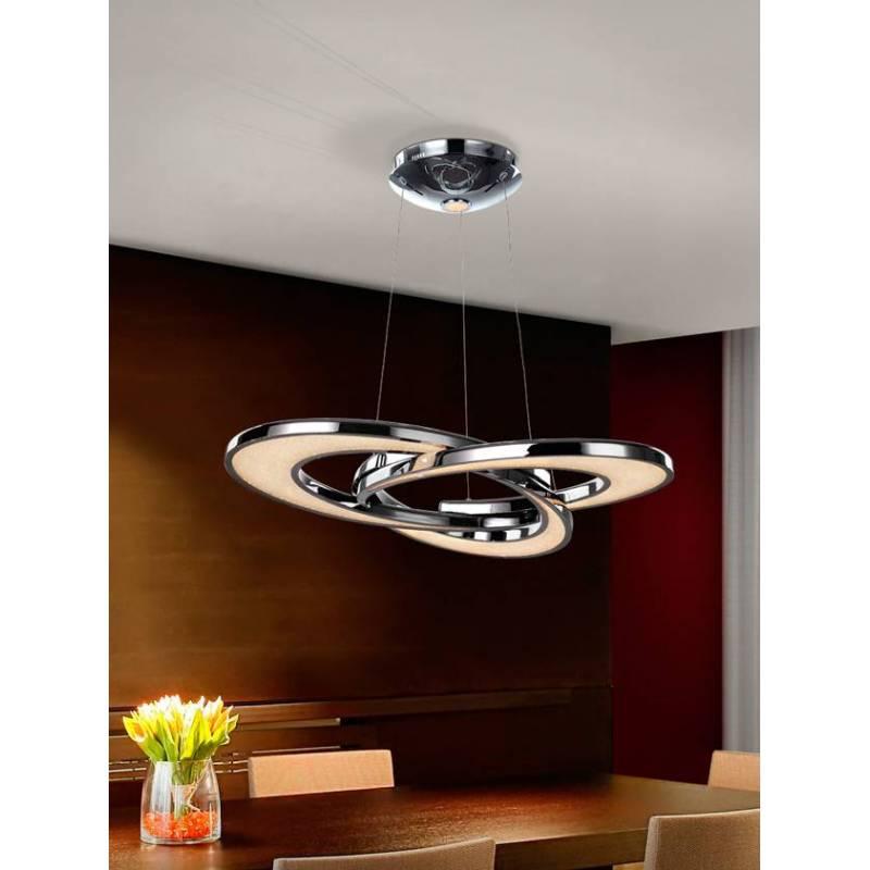 SHULLER Anisia pendant lamp LED 50,4w