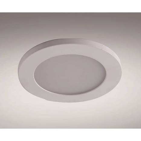 Foco empotrable LC1452W LED blanco - YLD