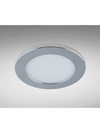 Foco empotrable LC1452W LED cromo - YLD