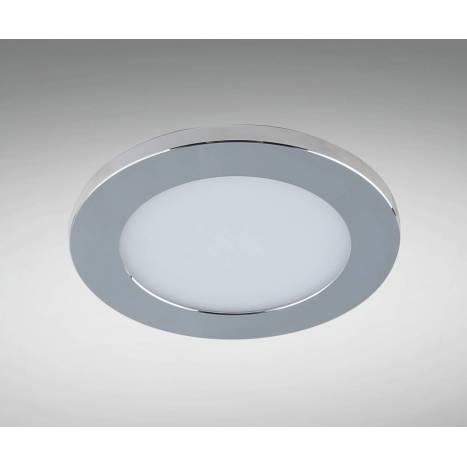 Yld lc1452w led recessed light chrome ip44 yld lc1452w led recessed light chrome aloadofball Gallery