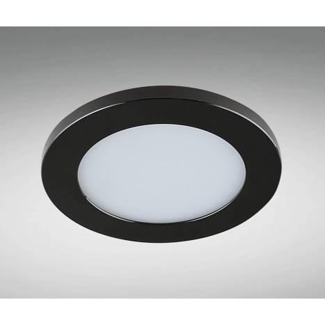 YLD LC1452W LED recessed light black