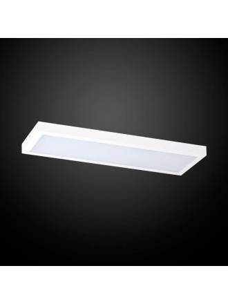 Plafon de techo Planium LED 47w blanco - Irvalamp