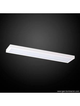 IRVALAMP Planium ceiling lamp LED 68w white