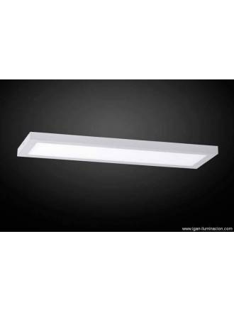 IRVALAMP Planium ceiling lamp LED 68w steel
