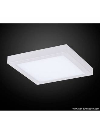IRVALAMP Planium ceiling lamp LED 73w white