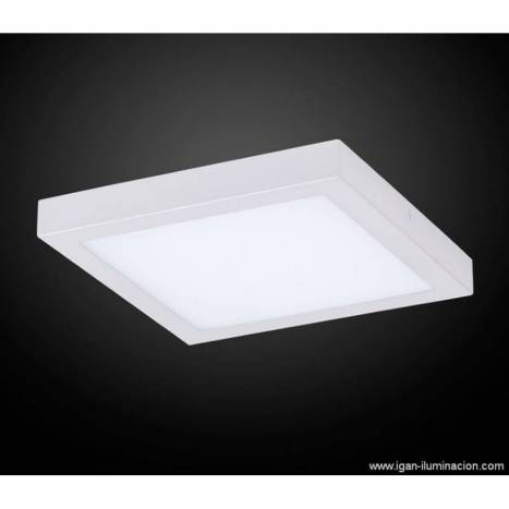 Plafon de techo Planium LED 73w blanco - Irvalamp