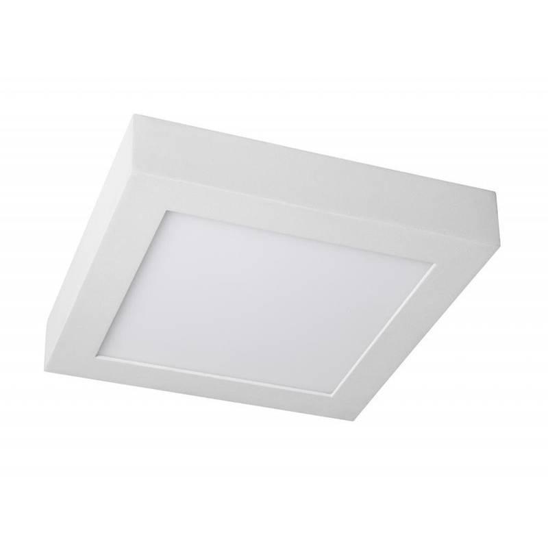 Plaf n de techo 3234 22w led blanco daviu for Plafon led techo
