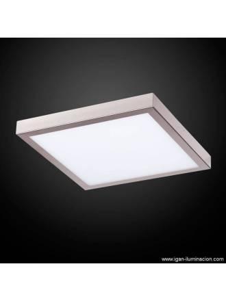 IRVALAMP Planium ceiling lamp LED 73w steel