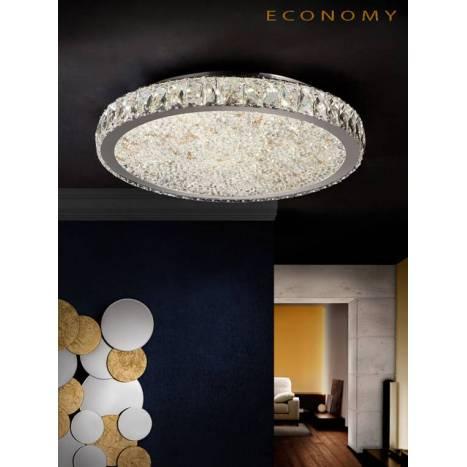 Plafón de techo Dana LED 56w - Schuller