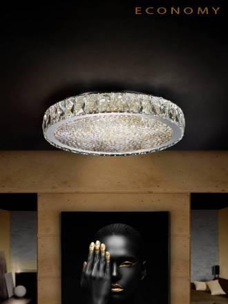 SCHULLER Dana ceiling lamp 40w LED