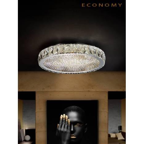 Plafón de techo Dana LED 40w - Schuller