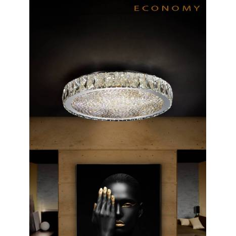 SCHULLER Dana ceiling lamp 40w LED