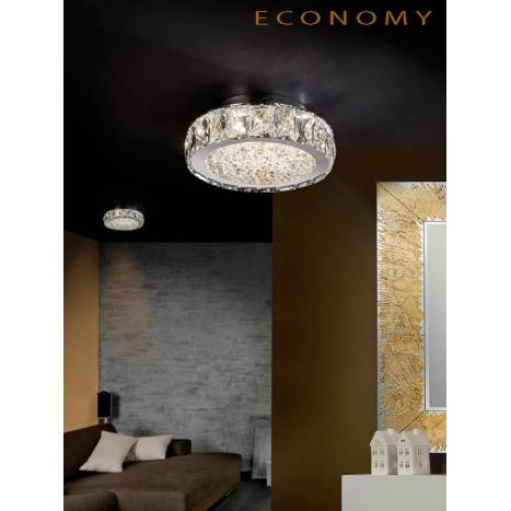 Plafón de techo Dana LED 18w - Schuller