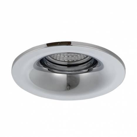 YLD NC1825 recessed light chrome aluminium