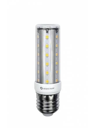 Bombilla LED 10w E27 Tubular - Beneito Faure