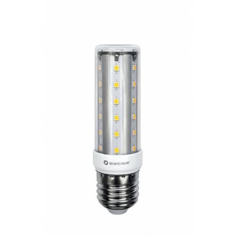 BENEITO FAURE Tubular E27 LED Bulb 10w 220v 360º