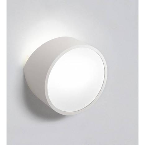 Aplique de pared Mini 2 luces 5480 blanco - Mantra