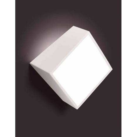 Aplique de pared Mini 2 luces 5481 blanco - Mantra