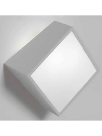 Aplique de pared Mini 2 luces 5483 gris - Mantra
