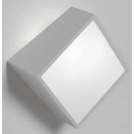 Aplique de pared Mini 2 luces 5483 gris - Mantra