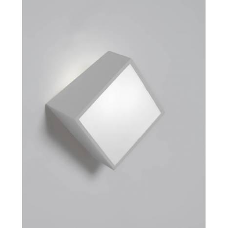 MANTRA Mini wall lamp 2 lights 5483 silver grey