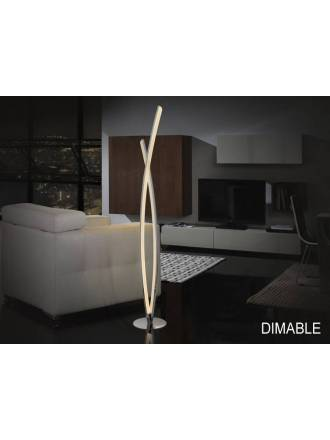 SCHULLER Linur floor lamp LED 25,4w dimmable