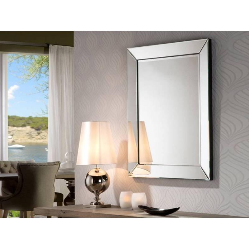 espejo de pared roma rectangular schuller