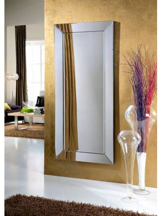 Espejo de pared Roma rectangular 178cm - Schuller