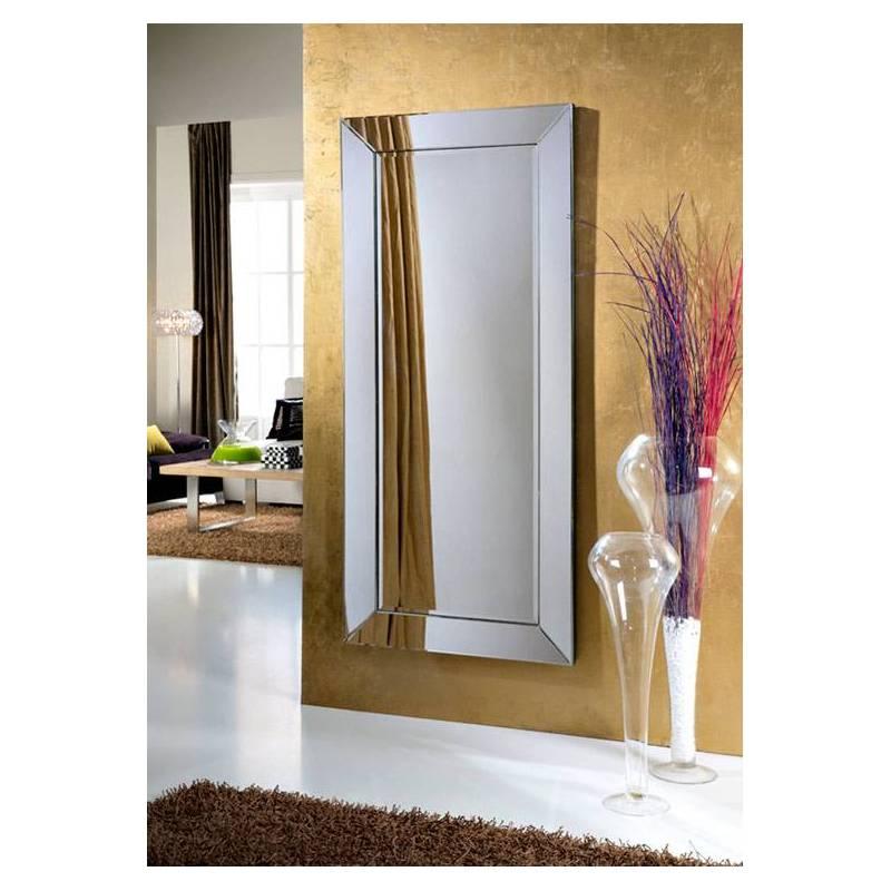 Espejo de pared roma rectangular 178cm schuller for Espejo rectangular pared