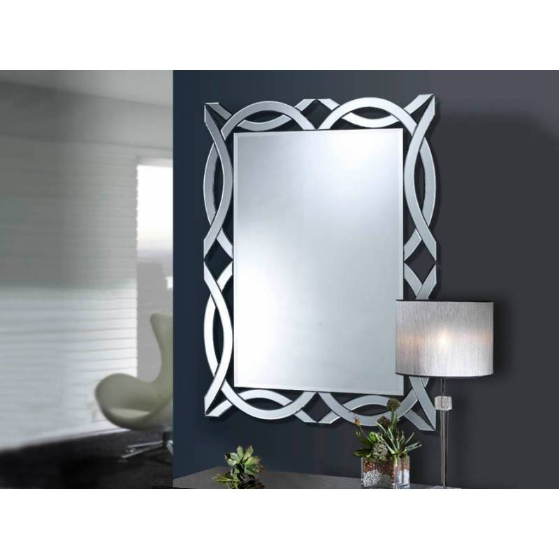 Schuller Alhambra Wall Mirror Rectangular 120cm