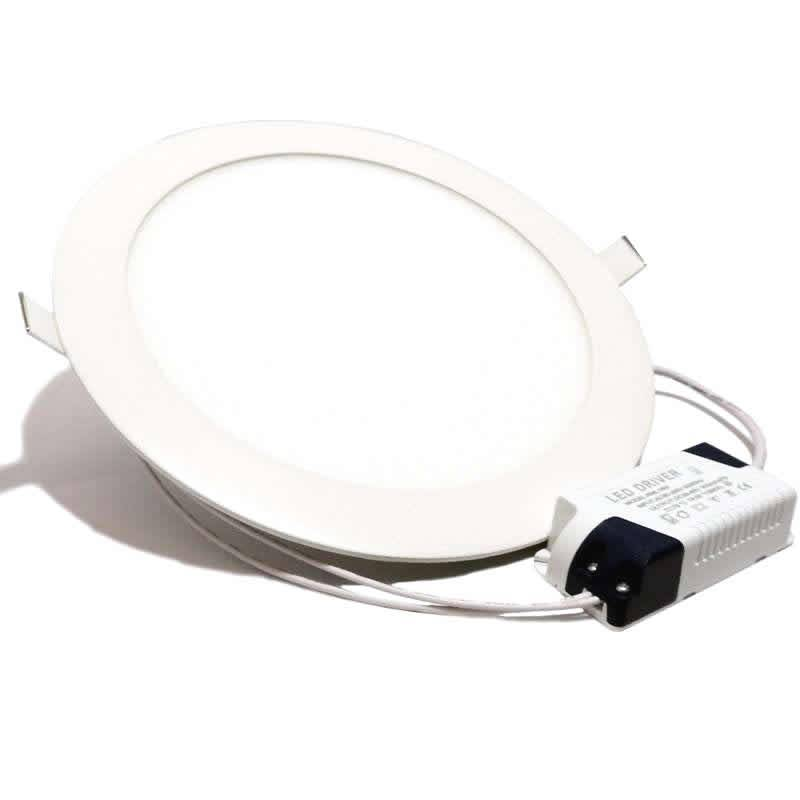 Downlight led apolo 18w smd circular blanco fabrilamp - Downlight cocina led ...