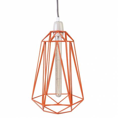 FILAMENT STYLE Diamond 5 lamp orange