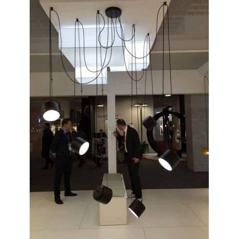 OLE by FM Paco pendant lamp 6L