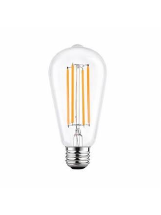 Bombilla LED 8w E27 Edison ST64 - Mantra