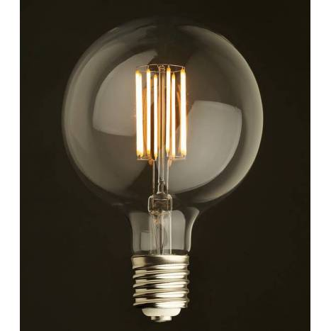 Bombilla LED 8w E27 Edison G95 - Mantra
