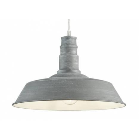 TRIO Will pendant lamp 1L concrete