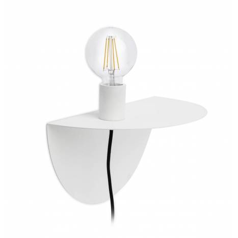 FARO Nit wall lamp 1 light white