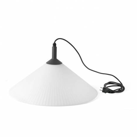 Lámpara portatil Hue gris IP65 - Faro