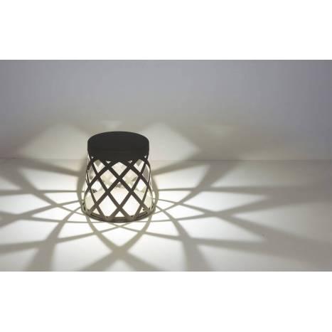 FARO Shadow LED grey beacon lamp