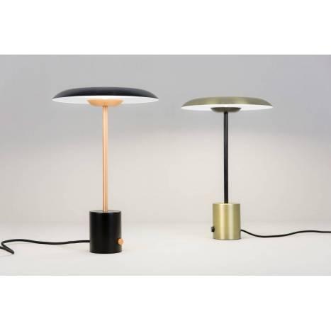 FARO Hoshi LED table lamp dimmable black colour