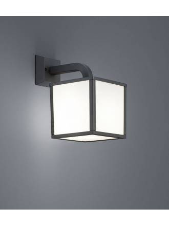 Aplique de pared Cubango E27 LED 6w - Trio