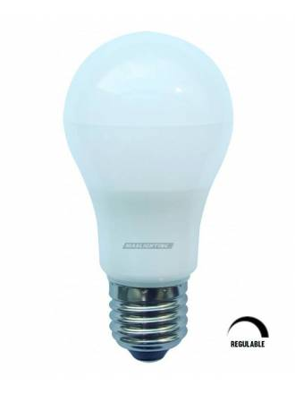 Bombilla LED 12w E27 regulable - Maslighting