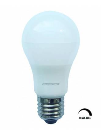 Bombilla LED 12w E27 regulable - Maslighting