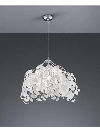 TRIO Leavy pendant lamp 38cm 1L