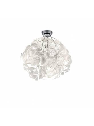 TRIO Leavy ceiling lamp 38cm 1L