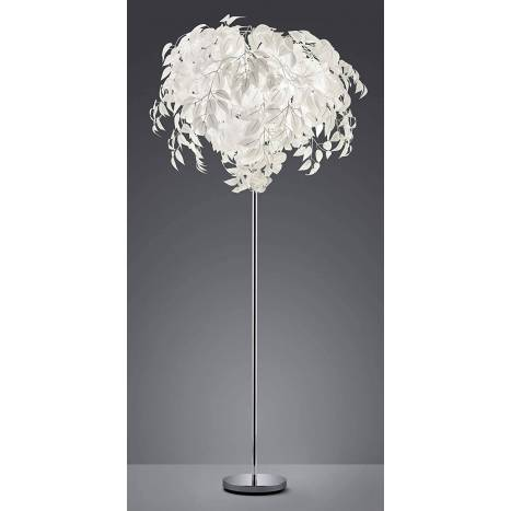 TRIO Leavy floor lamp 70cm 1L