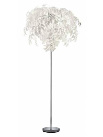 TRIO Leavy floor lamp 70cm 1L