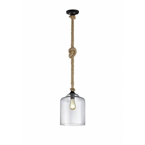 Lámpara colgante Judith 1L E27 - Trio