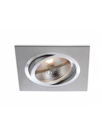 BPM Catli 1L AR111 recessed light aluminium