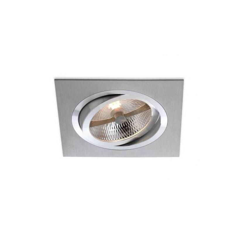 BPM Catli 1L AR111 recessed light aluminium